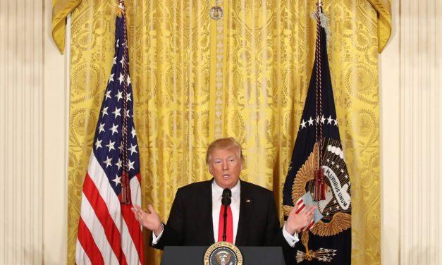 Full transcript: President Donald Trump's news conference