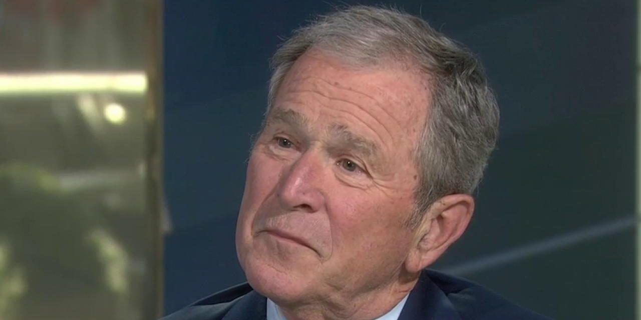 George W. Bush on President Trump, Putin, religion freedom, immigration, more – Today.com