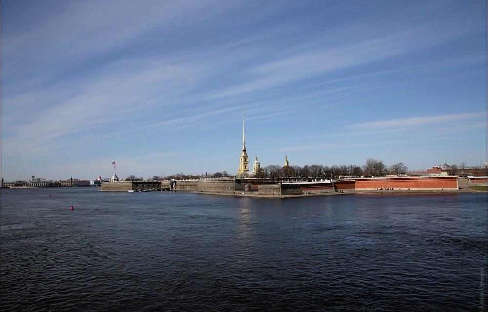 Saint-Petersburg, Russia[ OC][ 1000 x667]