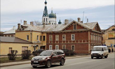 Gatchina, Russia[ OC][ 1000 x692]