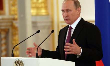 Putin Tells Russian Athletes Treated Unfairly Over Olympic Ban