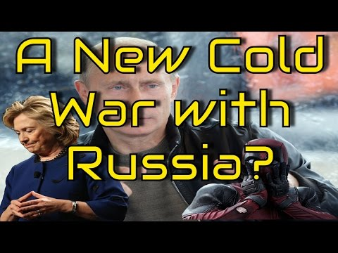 Trump Putin as well as the New Cold War – brand-new chilly battle with Russia?