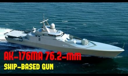 What type of Gun for Russia Naval ships 2017 ◄RussiaMilitary News