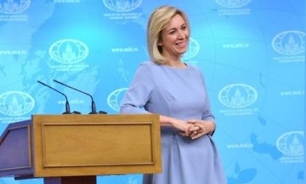 Russian MFA Press Briefing With Maria Zakharova (3/10/17)