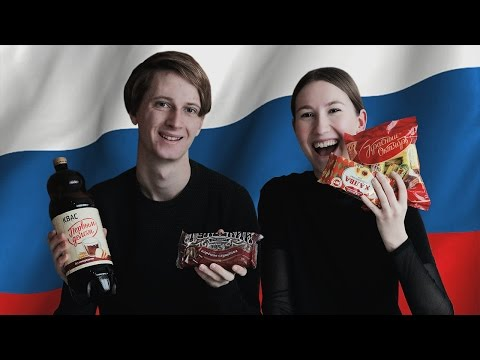 Danes Trying Russian Candy and also Snacks|Russian Taste Test