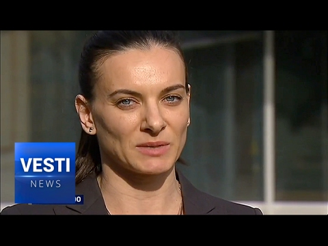 Eradicating Doping in Russia: Isinbayeva Headed the RUSADA Supervisory Council Once Again