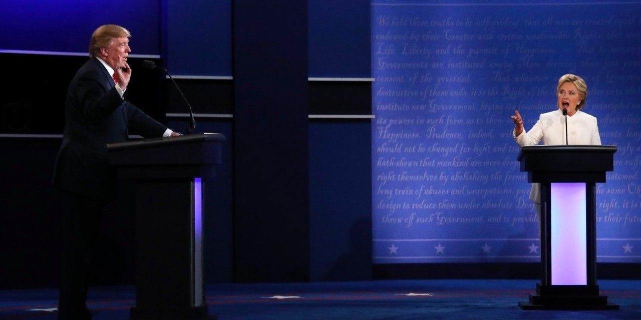 Google, Social Media Both Big Winners In Third Presidential Debate