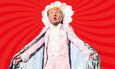 How Trump Is Like Liberace