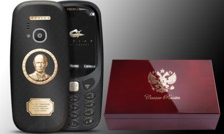 Nokia 3310 ' Vladimir Putin' Version in Gold And Titanium Costs Rs 1,13000 Merely – News1 8
