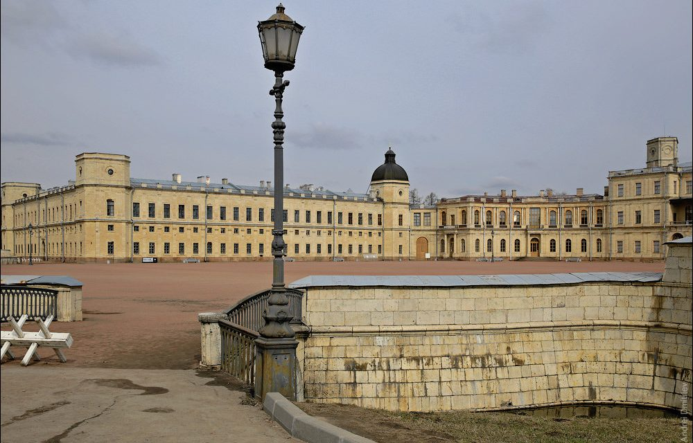 Great Gatchina Palace, Gatchina, Russia[ OC ][ 1000 x678]