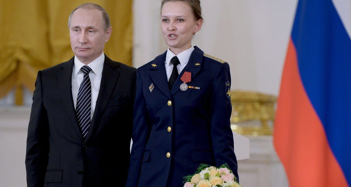 Putin's honouring of Syria veterans suggests wider involvement