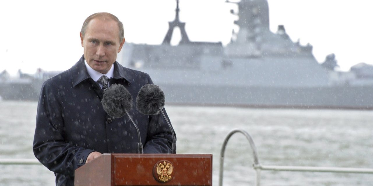 U.S. Fears Grow of a Newly Awakened Russian Navy