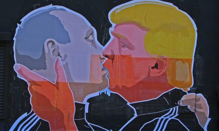 Donald Trumps Unrequited Love for Vladimir Putin