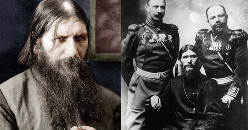 These 9 Images Prove That Rasputin Was An Absolute Monster