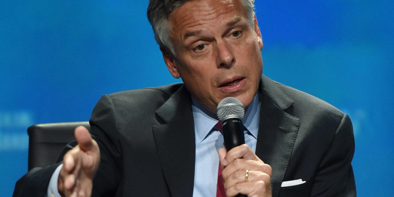 Trump Reportedly Selects Jon Huntsman As US Ambassador To Russia – NPR