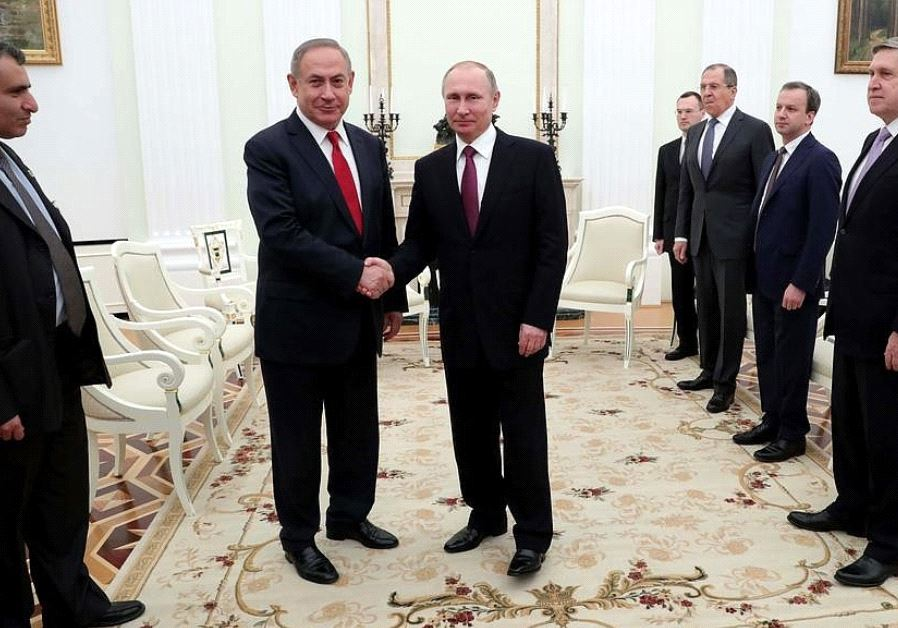 Netanyahu in Moscow leverages Putin Purim greeting to slam Iran – Jerusalem Post Israel News