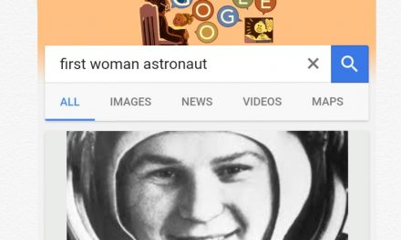 Google tells first girl in space was an American. HELL NO! First woman in space was Russian. Also, second woman in space was also Russian. They both are still alive. Stop your propaganda Google.