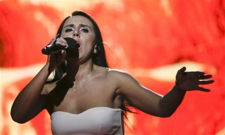 Ukraine's Eurovision entry takes aim at Russian persecution