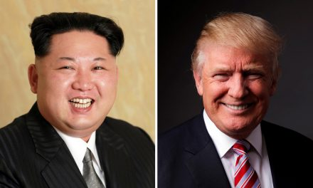Donald Trump states he is open to talks with North Korea's Kim Jong- un