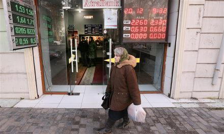 Azerbaijan in dilemma as money plummets