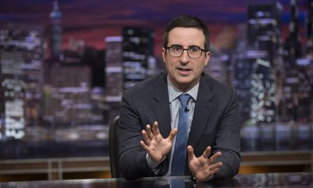 John Oliver Dismantles Trumps Ignorant and also Terrifying Nuclear Weapons Policies