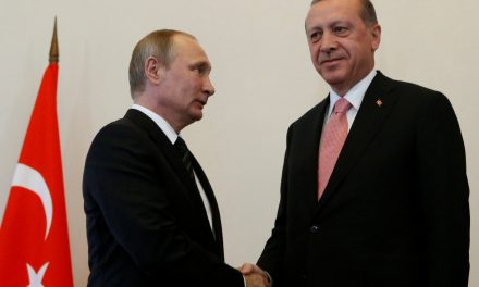 Putin Satisfies With Erdogan To Renew Ties After Turkey's Failed Coup