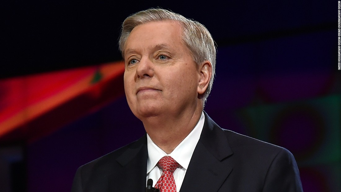 Graham to meet FBI Director Comey regarding Russia examination