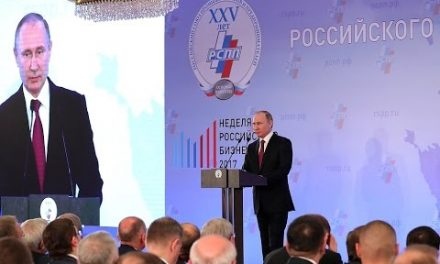 Putin: It's Time to Reform Russian Tax System