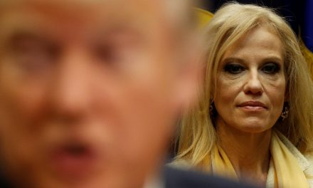 Kellyanne Conway Crumbles Under The Weight Of Her Own Lies