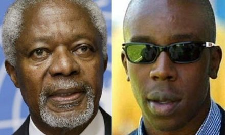 Kofi Annan's kid surface areas in overseas accounts record dump|Fox News