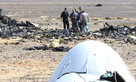 Russia: Accident Of Passenger Plane In Egypt Was 'TerroristAct'