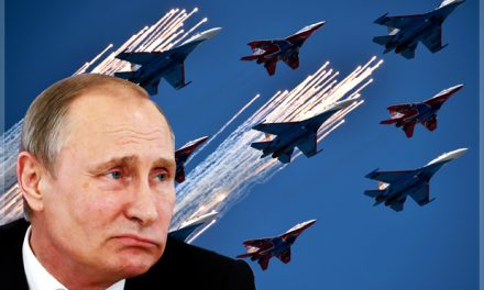 So a lot for the Russian danger: Putin slashes protection expenditures while Trump aims enormous build-up – Salon