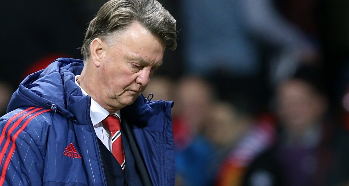 For all the millions used up, Louis van Gaal aEUR( tm) s Manchester United look a million miles away|Jamie Jackson