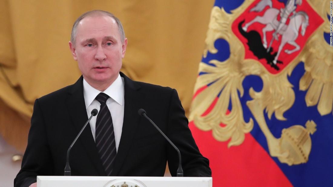 Putin indications regulation decreasing fine for residential battery