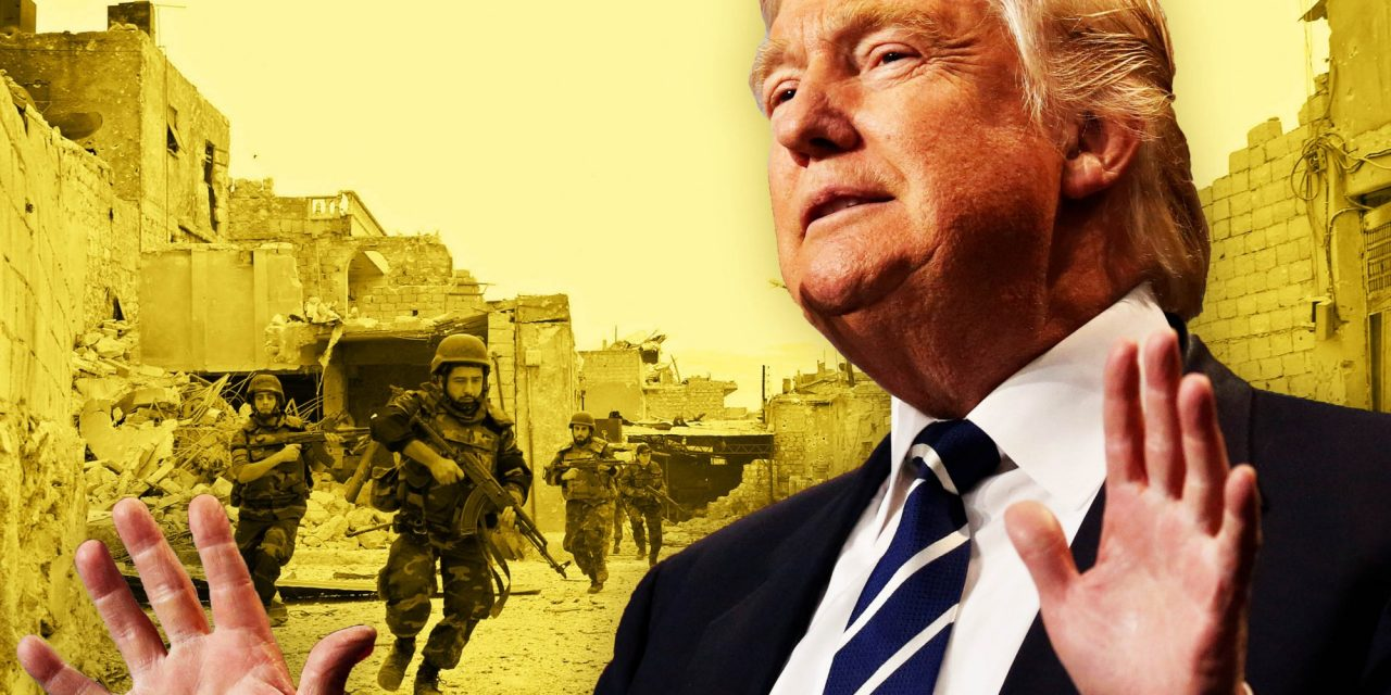 Squad Trump Is Backing Iran, a Regime They Supposedly Detest