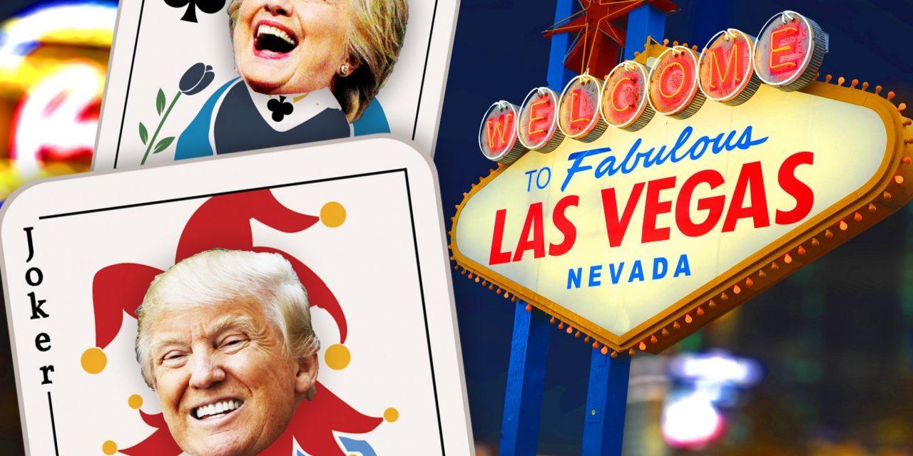 Donald Trump Hits Nasty Hillary Clinton, Democracy