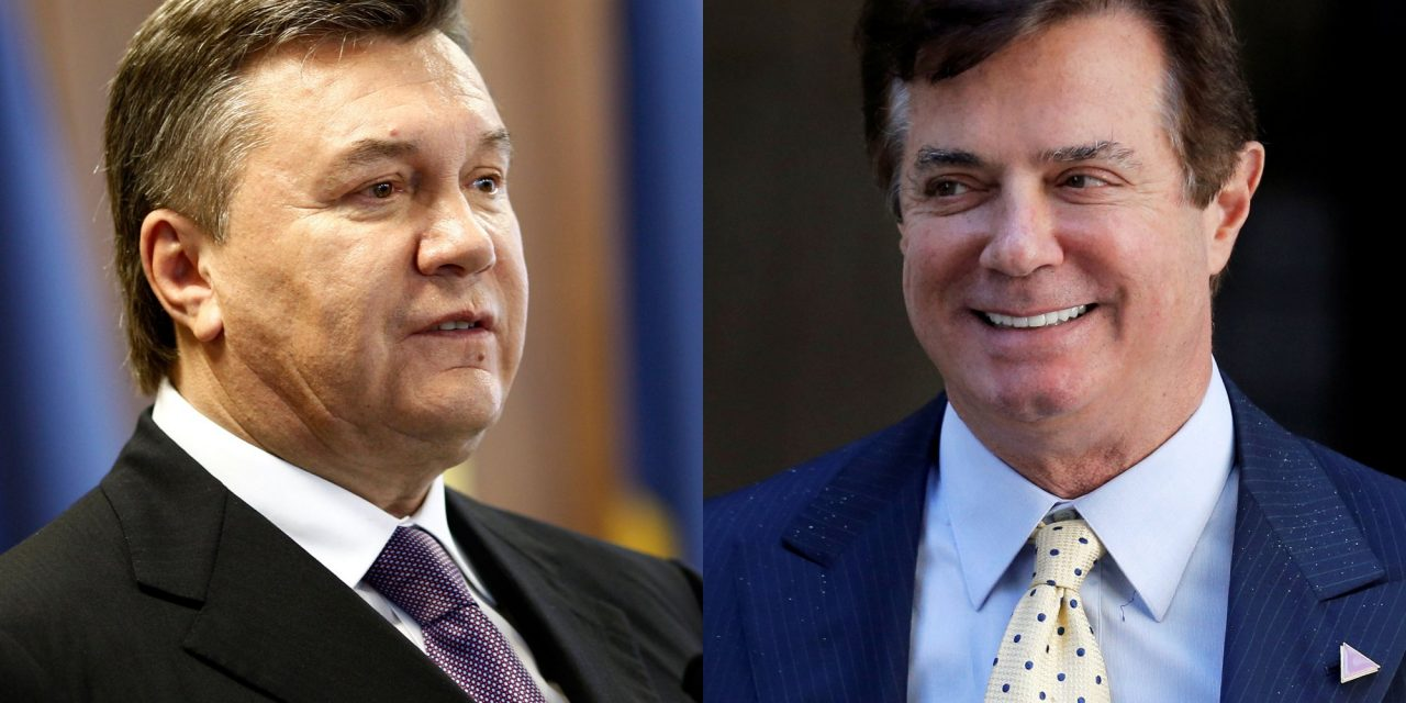 Heres How Donald Trumps Paul Manafort Helped Create Chaos In Ukraine