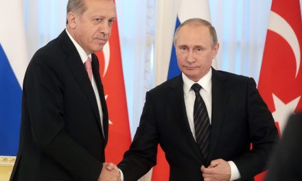 NATO Says Turkey Is Valued Ally After Erdogan Visit to Russia