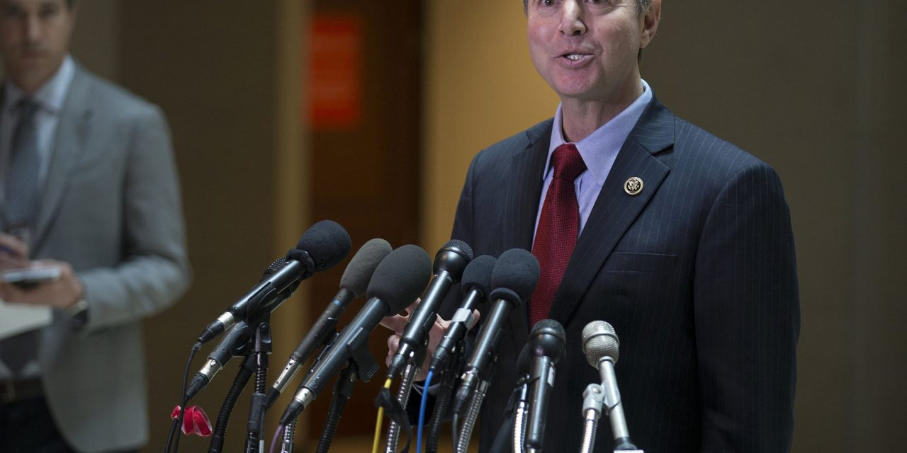 House Intelligence Committee open hearing right into Russia web links' terminated'
