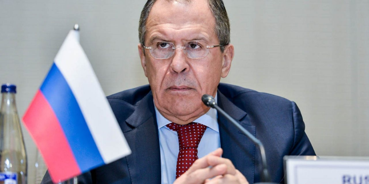 Lavrov bangs West' s response to demoes throughout Russia customarily double-standards – APA