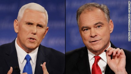 Who won the vice governmental discussion?