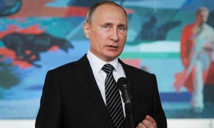 Putin: Us Campaign Shows Russia's Importance