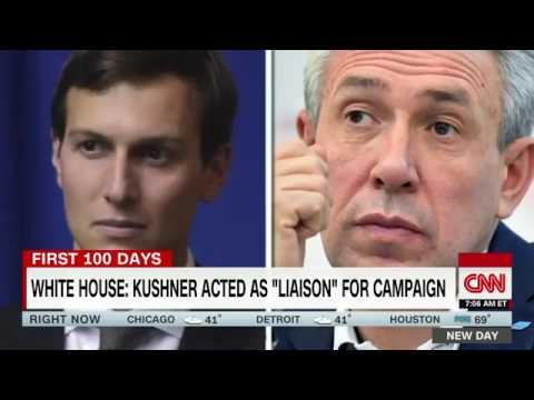 Banker who met added to Kushner has Putin ties
