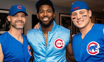 The Cubs visited 'SNL' to strip dancing, sing