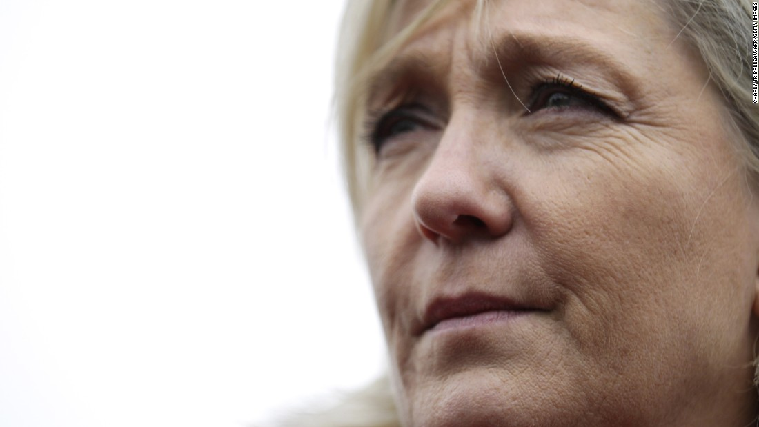 French reactionary leader Le Pen praises Trump's traveling restriction