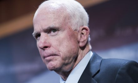 John McCain Calls Australia's Ambassador To Clean Up Trump's Mess