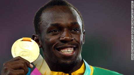 Usain Bolt: My acrobatic calls for I myself en route to KO Olympic aluminum