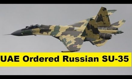 UAE Getting Russia's SU-35Advance Fighter Jets
