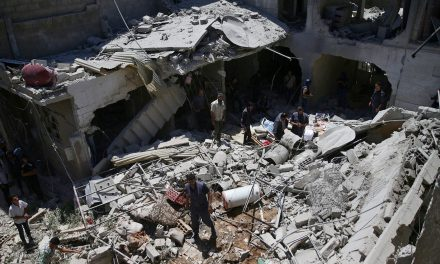 Assad Tightens Grip On Aleppo, Claims To Offer Rebels Amnesty