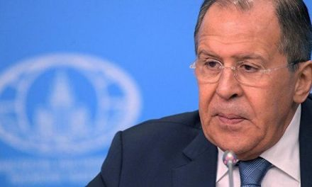Lavrov: Iran a' effective gamer' in combat on fear – Tehran Times